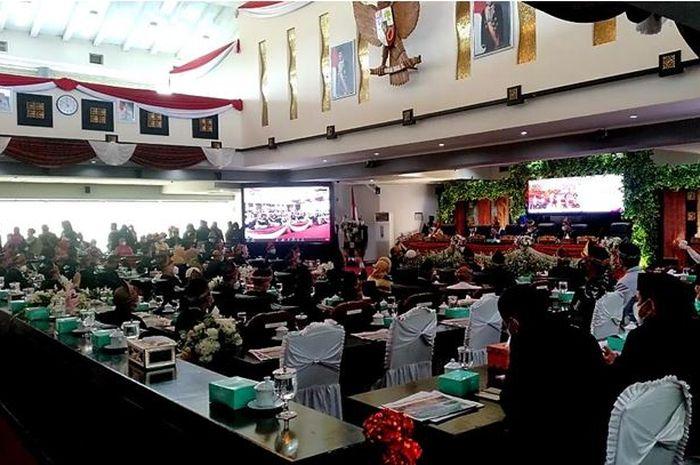 HUT 1338 Palembang