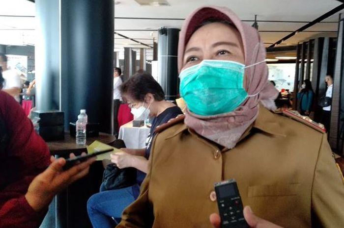 Kepala Dinas Kesehatan Sumatra Selatan, Lesty Nuraini