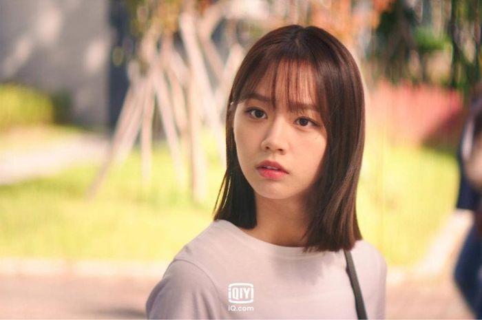 Hyeri dalam drama My Roommate is Gumiho
