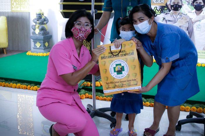 Polda Bali Gelar Operasi Bibir Sumbing Gratis.