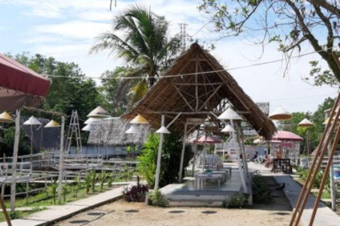 Resto Wisata Kolam Susu