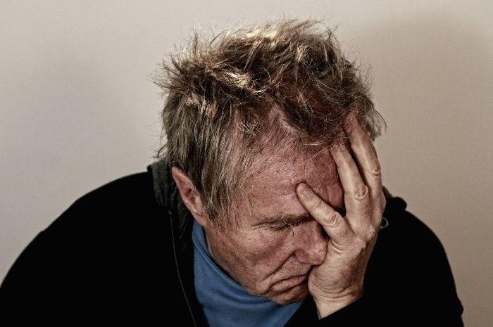 Ilustrasi Burnout