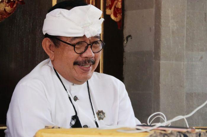 Wakil Gubernur Bali Tjokorda Oka Artha Ardhana Sukawati atau yang akrab disapa Cok Ace