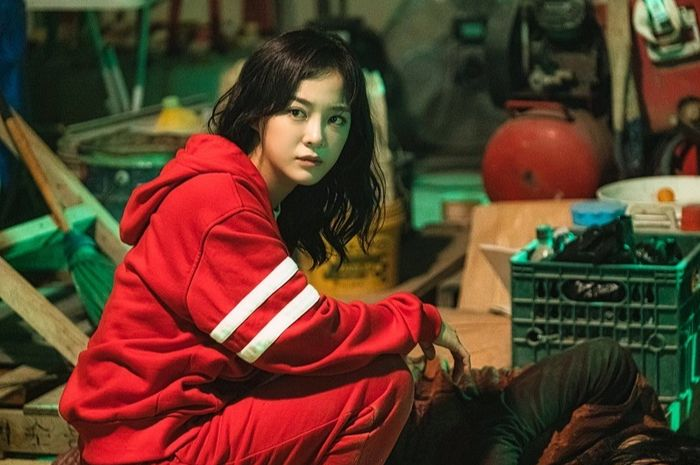 Ilustasi berjiwa ambisius (Drama Korea The Uncanny Counter)