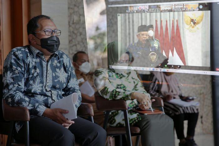 Wali Kota Makassar Danny Pomanto hadiri Harganas 2021 secara virtual