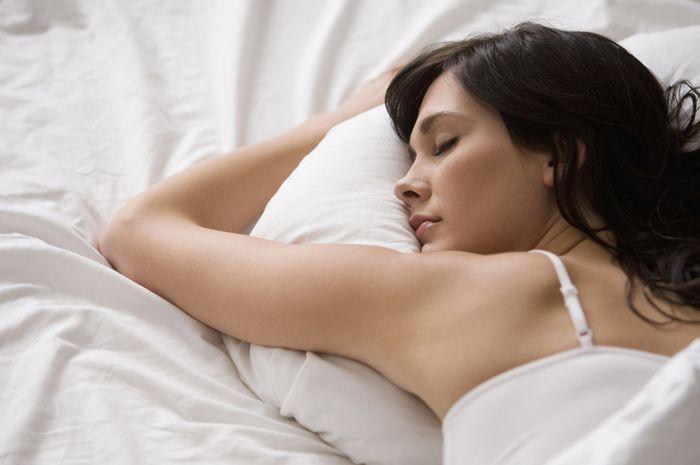 Ilustrasi tidur