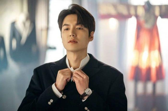 Ilustrasi (Lee Min Ho dalam drama Korea The King Eternal Monarch)