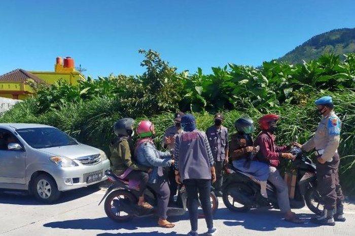 Penutupan Tempat Wisata Selo, Pengunjung Diimbau Putar Balik
