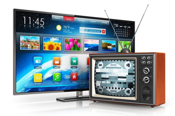 Ilustrasi TV