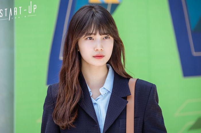 Suzy dalam drama Korea Start Up