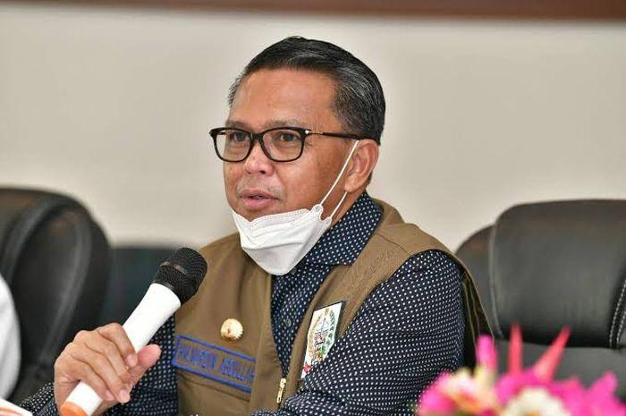 Gubernur Sulsel non aktif, Nurdin Abdullah