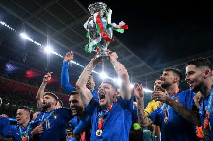 Italia juara Euro 2020.