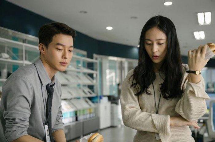 Ilustrasi drama Korea Sweet and Sour
