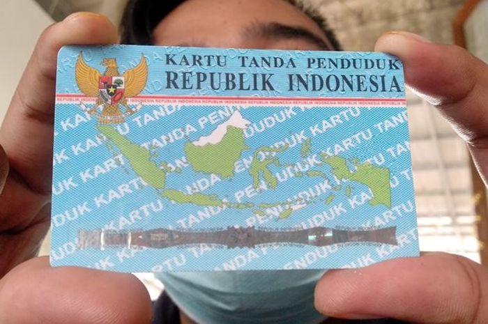 Ilustrasi E-KTP