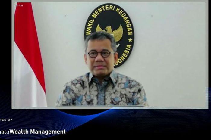 Wakil Menteri Keuangan Suahasil Nazara