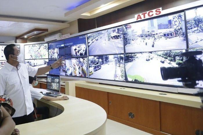Ronda Online Lewat CCTV di Kota Semarang