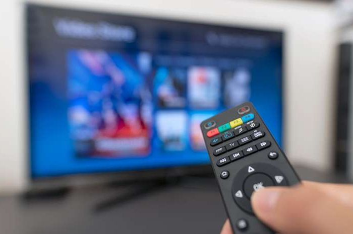 ilustrasi TV kabel
