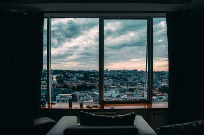 Ilustrasi jendela