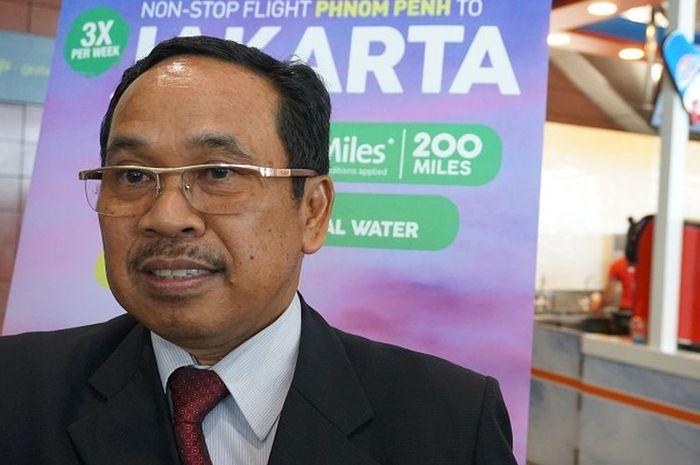 Duta Besar RI untuk Kamboja, Sudirman Haseng