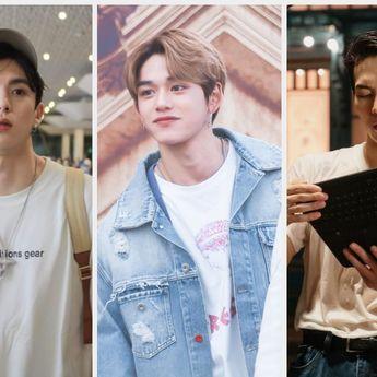 25 Idol K-Pop Asal China Paling Tampan Tahun 2021 Versi Fans