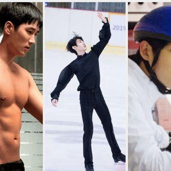 7 Seleb Korea yang Dulunya Atlet, Ada yang Hampir Masuk Olimpiade (Part 1)