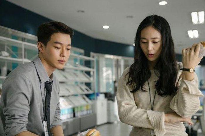 cuplikan drama korea sweet and sour.