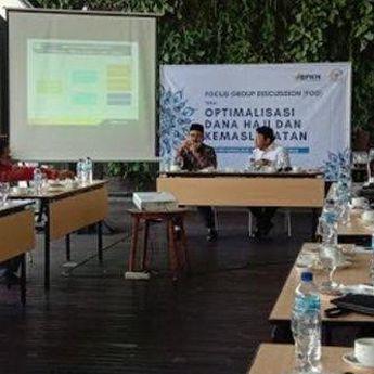 Optimalisasi Dana Haji, BPKH Minta Ada Revisi UU N 34 Tahun 2014