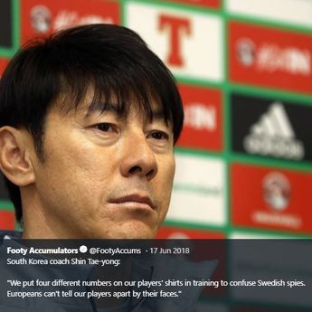 Shin Tae-yong Pilih Melatih Klub Liga Cina. Lalu Siapa Pelatih Timnas?