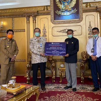Pemprov Sulsel Terima Bantuan 500 Paket Sembako dari BI Sulsel