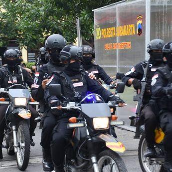 Berencana Balapan Liar, Sebanyak 16 Pemuda Diamankan Polresta Solo
