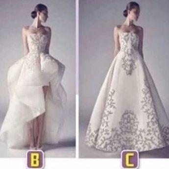 Tes Kepribadian: Kenali Diri Anda Lebih Dekat dengan Memilih Salah Satu Gaun Ini