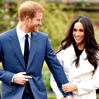 Pangeran Harry dan Meghan Markle Umumkan Kelahiran Anak Kedua, Diberi Nama Lilibet Diana