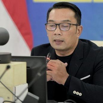 Ridwan Kamil Sebut Angka Kematian Covid-19 dan BOR di Jabar Turun