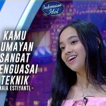 Memukau! Lyodra Ginting Pamer Teknik Ini di Depan Juri Indonesian Idol