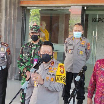 Tindak Tegas Pelanggar Mudik, Polda Bali Kerahkan 1.750 Personel