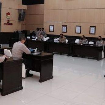 Polda Sumsel Gelar Rakor Lintas Sektoral untuk Antisipasi Masyarakat yang Nekat Mudik Lebaran 2021
