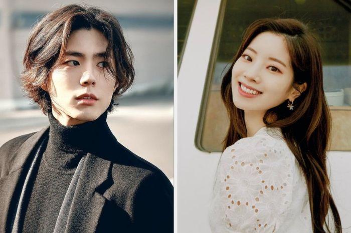 Park Bo Gum dan Dahyun TWICE