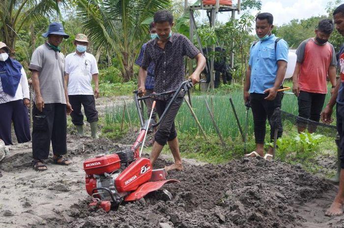 BI Balikpapan Gelar Pelatihan Pertanian Organik untuk Petani