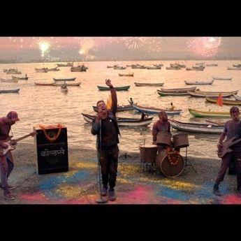 Lirik Lagu dan Chord Gitar 'Hymn For The Weekend' - Coldplay