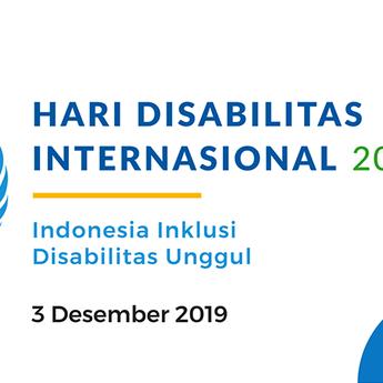 Hari Disabilitas Internasional, Ini Rangkaian Kegiatan Kemensos RI