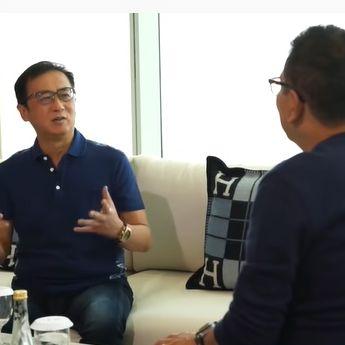 Belajar Ilmu Kaya dari Crazy Rich Surabaya, Hermanto Tanoko
