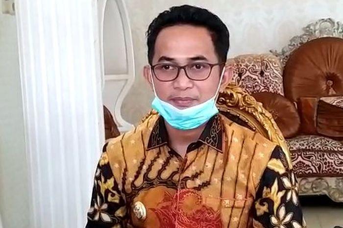 Ketua Harian DPD Partai Golkar Balikpapan, Andi Arief Agung
