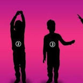 Tes Kepribadian: Pilih Siluet yang Paling Menarik, Akan Tunjukkan Karaktermu!