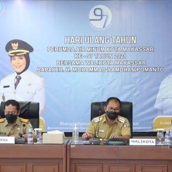 Wali Kota Makassar Soroti Kinerja PDAM, Utang Dividen dan Pegawai Membludak