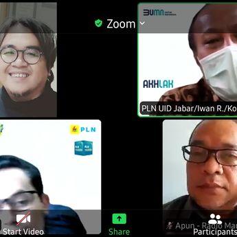 PLN UID Jabar Siaga Jaga Keadaan Listrik saat Lebaran 1442 Hijriah