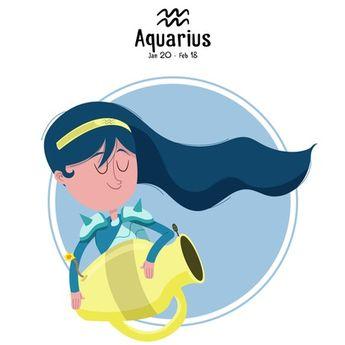 Ramalan Zodiak Aquarius Tahun 2020, Karier Keuangan Kesehatan dan Asmara