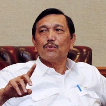 Luhut Umumkan PPKM Jawa-Bali Diperpanjang Hingga 20 September Mendatang