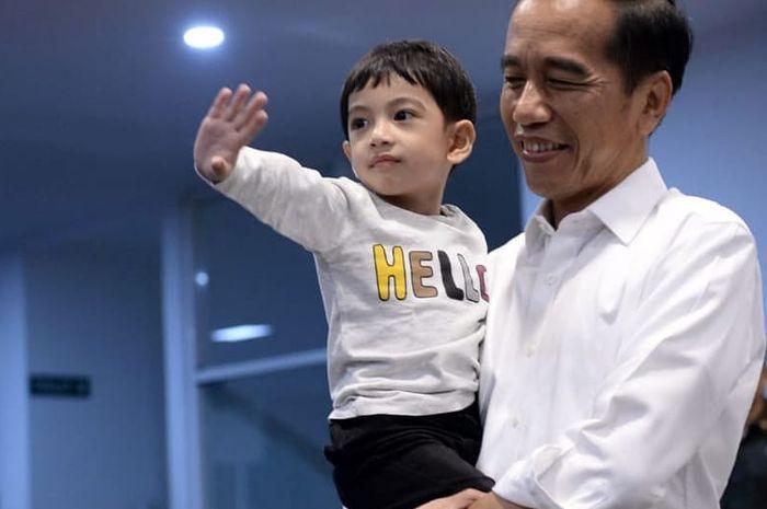 Illustrasi Melestarikan Budaya Lewat Nama, Ini dia Arti Nama Unik Cucu Jokowi