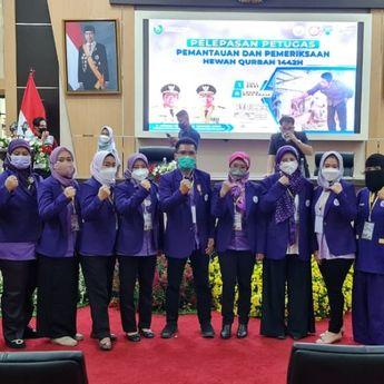Pantau Kesehatan Hewan Qurban, Pemprov Sumsel Terjunkan 500 Petugas