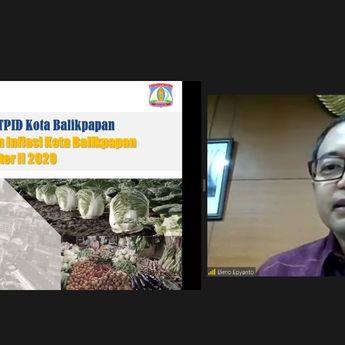Pastikan Kecukupan dan Kelancaran Distribusi, TPID Kota Balikpapan Bersiap Hadapi Inflasi Semester II 2020
